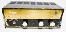 PARTS ONLY Monarch MA-620 Mono Integrated Tube Amplifier Amp RUSTED DOA