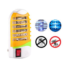 Electric Mosquito Killer Lamp LED Socket Fly Bug Insect Trap Killer Zapper Light