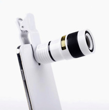 Telephoto Cell Phone Zoom Lens
