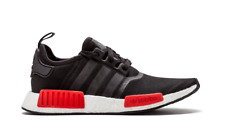 Adidas NMD R1 Nomad Mesh Core Black BB1969 Red White Bred 100% Authentic Rare