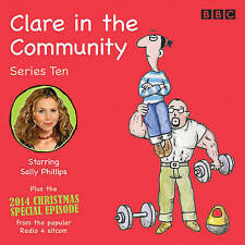 Clare in the Community: Series 10 & a Christmas Special Episode of the BBC...