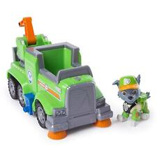 PAW Patrol Rocky's Ultimate Rescue Recycling Truck with Moving Crane & Flip-Open