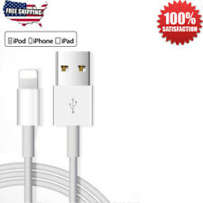 10Packs Original Charger Lightning Cable to USB For Apple iPhone X 7 8 6 Plus