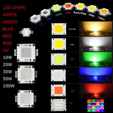 High Power COB LED Beads Chip Integrated Led Chip bead Floodlight  20W 50W 100W