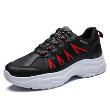 Spring Men Fashion Sneakers Breathable Outdoor Running Walking Casual Shoes New