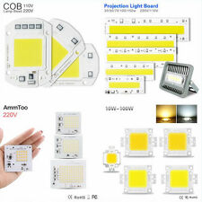 10W 20W 30W 50W 70W 90W 100W 150W Floodlight SMD COB LED Chip Lamp Bulb Bead