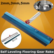 Notched Squeegee