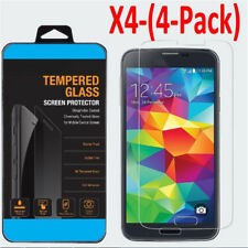 2/4 Tempered Glass Protective Screen Protector Film for Samsung Galaxy S5S6S4 HS