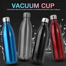 Thermos Vacuum Bottle Portable Stainless Steel Drink Water Flask 350 500 1000ml