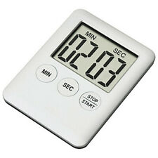 LARGE Magnetic Kitchen Cooking Alarm Timers LCD Digital Screen FREE SHIPPING