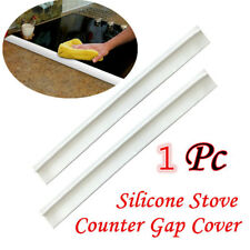 Silicone Rubber Kitchen Stove Gap Cover Oven Protector Guard Filler Seals Spills