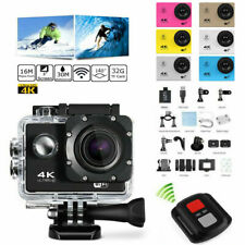 Mini 4K 1080P WIFI Waterproof Sports Action Camera DVR Recorder Camcorder Gift