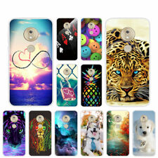 Soft  TPU Case For Motorola Moto G7 Play Phone Silicone Back Cover Skins Pets