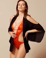 NWT SOLD OUT Agent Provocateur Tonya Cover Up Black