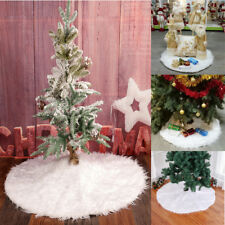 Christmas Tree Skirt Skirts ations Stands Base Floor Mat Home Xmas