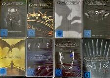 Artikelbild Game of Thrones Staffel 1-8 DVD Set