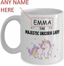 Majestic Lady Unicorn Coffee Mug 11oz 15oz Mothers Day Gift