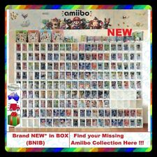 🎁🎈 New+ Nintendo Amiibo Smash Pokemon Zelda Fire Emblem Animal Crossing Switch