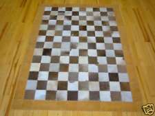Kuhfell Teppich / Patchwork Cowhide Rug : Casa 28