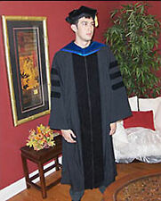 NEW Doctoral Graduation Gown and Tam Package