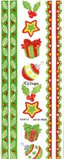 NRN Designs Border & Accent STICKERS Christmas & More