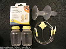 MEDELA FREESTYLE BREAST PUMP REPLACEMENT SPARE PART KIT TUBING SHIELD BOTTLE SET