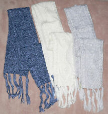 American Eagle Womens Cable Knit Scarf  NWT