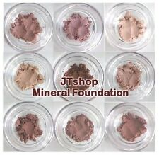 JTshop Superior Mineral Foundation (Sample Set 3g in 6 zip bags) All Natural