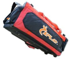 Cricket Wheelie Kit Holdall Bag Sports Wheel Trolley