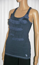 Abercrombie Kids Girl's Ruffled Bow Tank Top Sz L NWT  **