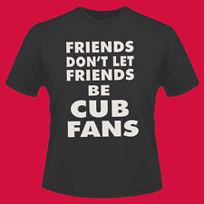 Chicago White Sox Funny Anti Cubs Friends T Shirt