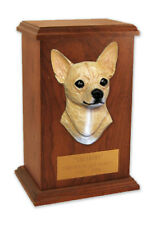 CHIHUAHUA MEMORIAL URN *CHOICE OF COLORS