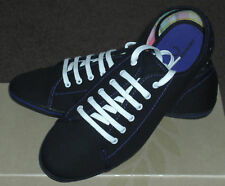 Fred Perry black Trainers Shoes BNIB RRP £42
