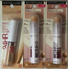Maybelline Concealer &/or Perfector Asst. Types & Color