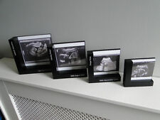 3D stacking laser engraved photo frames