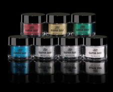 Glitter Dust face paint body hair clothes nails shimmer special FX Mehron makeup