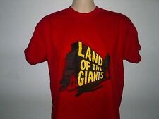 LAND OF THE GIANTS SCIENCE FICTION TV SERIES T SHIRT