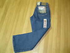 Wrangler NEW Men's Relaxed Fit Coupe Comfort Jeans - Antique Indigo 32-42 NEW!!
