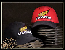 Metro Racing Honda Vintage Motorcycle Men's Hat