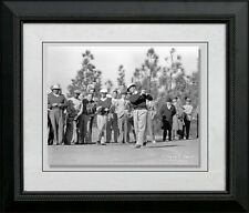 Sam Snead & Ben Hogan Masters Classic Framed Golf Photo 11x14 OR 16x20