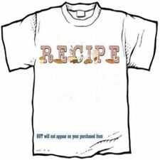 T-shirt - Your Name in -- FAMILY RECIPE, bread pie soup