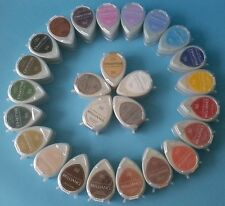 ♥ BRILLIANCE ♥ DEW DROP INK PAD ♥ COLOUR CHOICES ♥