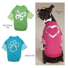 East Side Collection Punky Pup Foil Dog Tee Spunky Shirt Choose Color & Size