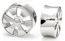 """00g up to 1"""" Stainless Steel Version 3.0 Price Per 1"""