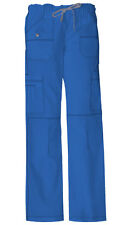Scrubs Dickies Gen Flex Youtility Cargo Pant  857455 Royal  FREE SHIPPING!