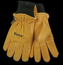 Kinco Frost Breaker 901 Leather Ski Gloves Heatkeep ReviveX waterproof NWT