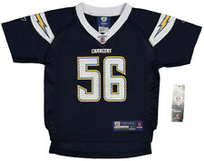 Merriman - Authentic NFL San Diego Chargers Replica Jersey - Toddler/Dark blue