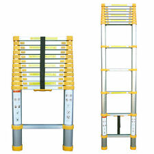 Extendable Telescopic Ladders 3 sizes Available Free Carry Bag, Free Delivery