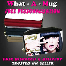 JESSIE J PURSE - 4 COLOURS - PERSONALISE FREE -IDEAL BIRTHDAY GIFT PRESENT