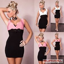 NEW SIZE 6,8,10,12 WOMENS CLUB PARTY SLEEVELESS COCKTAIL DRESS WOMENS CLOTHING